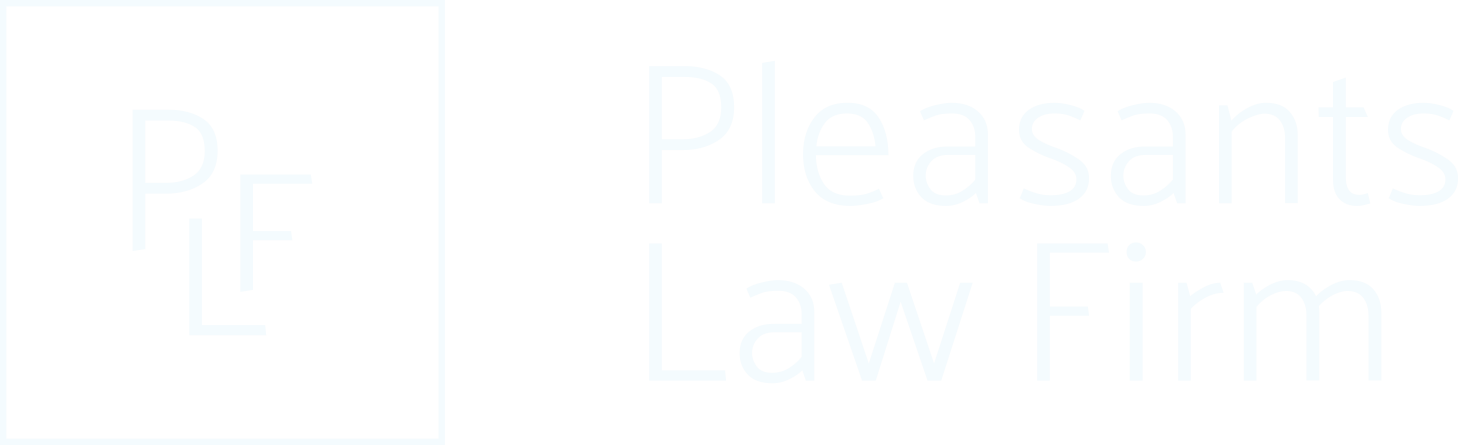 Pleasants Law Firm logo